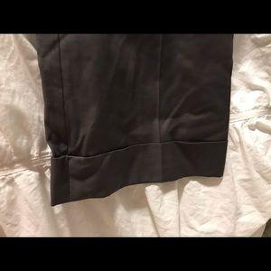 Chloe Pants - Chloe wide leg gray trousers sz 2 / 4